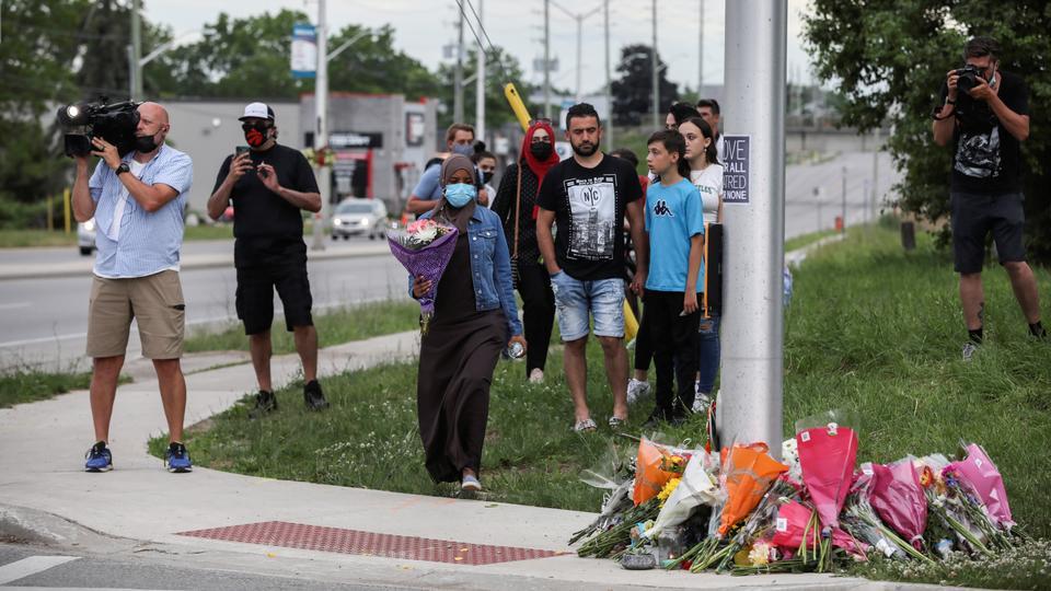 Canadian PM: Killing of Muslim family a 'terrorist attack'
