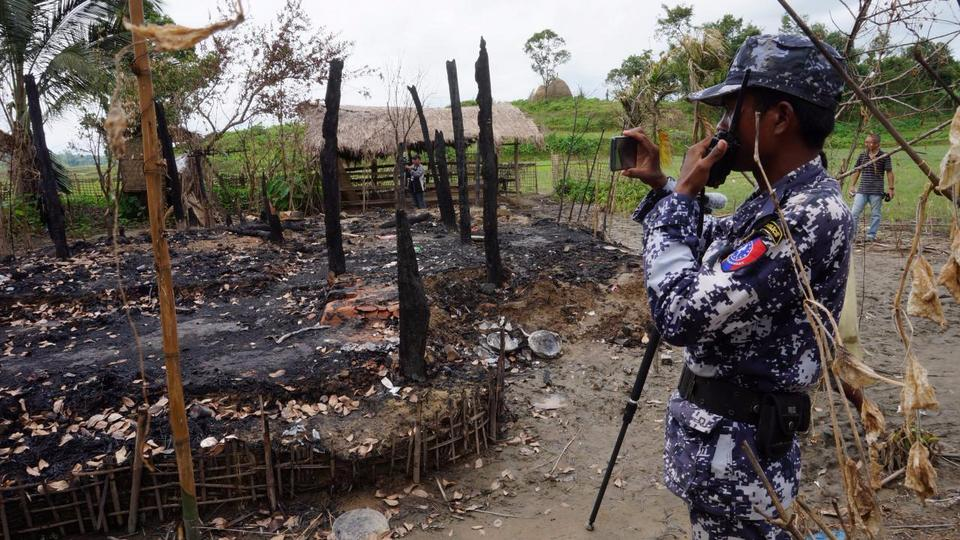 UN aid chiefs to access Rakhine State for the first time