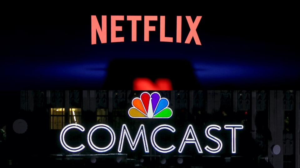 Netflix extends deal with Comcast's Universal Pictures to license all animation films and series under the Dreamworks and Illumination brands.