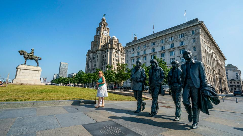 Liverpool, which played an important role in emigration to the US, and was home of The Beatles, was listed in UNESCO world heritage site list in 2004.