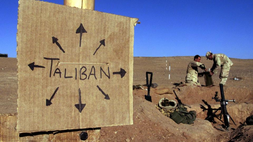 With the Taliban back at the helm has the so-called US 'War on Terror' collapsed in chaos and acrimony?