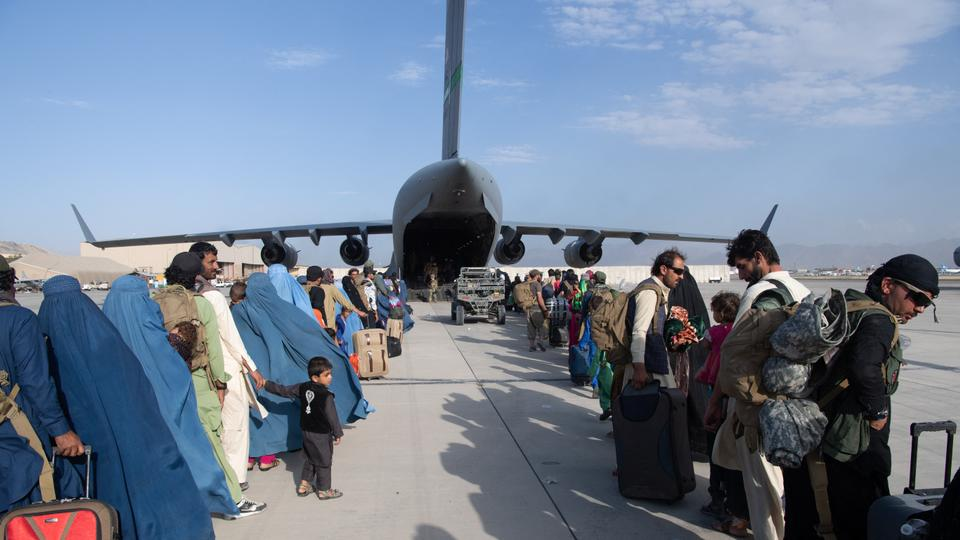 Western officials say Taliban has made assurances that some evacuations would be permitted after next week's US withdrawal deadline.