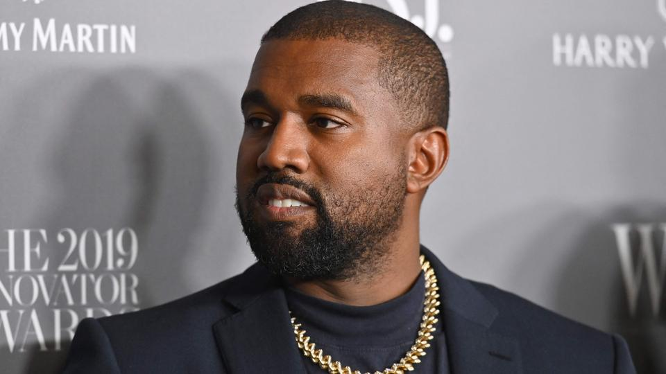US rapper Kanye West attends the WSJ Magazine 2019 Innovator Awards at MOMA  in New York City, November 6, 2019.