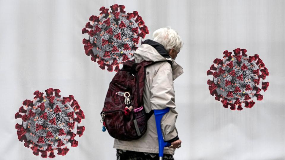 Germany's seven-day incidence rate of cases rose to 100 on Saturday from 95 on Friday, the Robert Koch Institute responsible for disease control said.