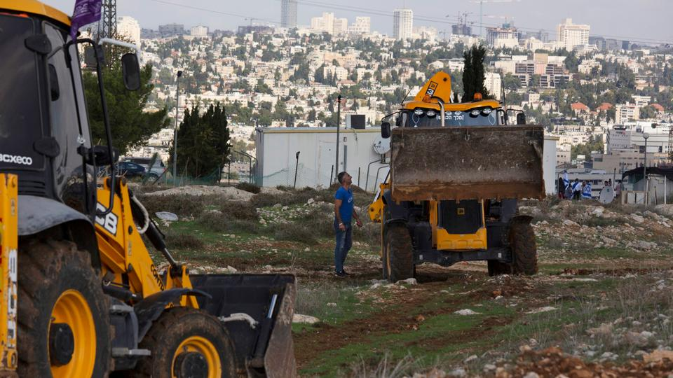 The 1,355 new Jewish homes are to be built in seven settlements, according to the ministry statement.