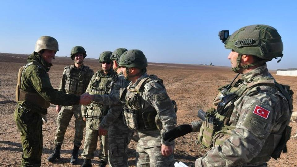 Turkey has launched a trio of successful anti-terror operations across its border in northern Syria since 2016 to prevent the formation of a terror corridor and enable the peaceful settlement of residents.