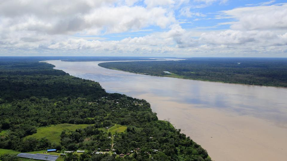 Colombia's so-called arc of deforestation stretches across the three provinces and creeps into the country's Amazon.