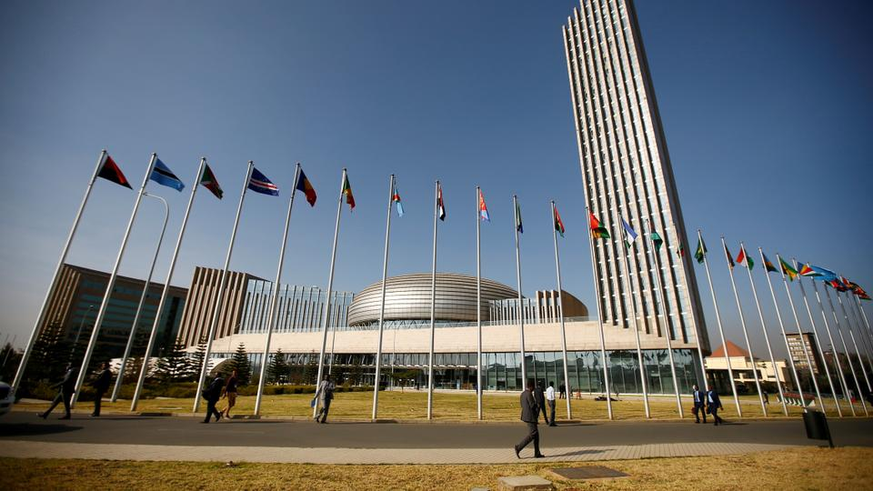 African Union suspends Sudan's participation in all activities until restoration of civilian-led authority.