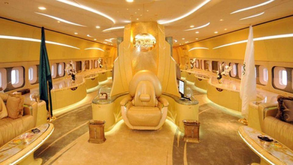 Luxury lives and extravagant spending by leaders