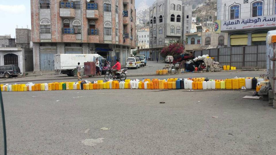 Water shortages in Yemen make daily life increasingly unlivable.