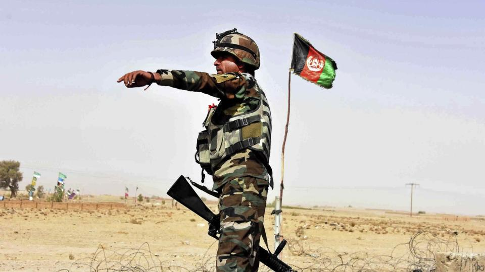 The Afghan government's control or influence over the country has fallen to just under 60 percent, down six percentage points from last year, according to the United States' Special Inspector General for Afghanistan Reconstruction.