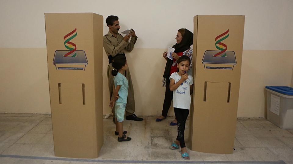 A September 25 referendum in Iraq's semi-autonomous region saw overwhelming support for administrative independence. However the KRG says it accepts a court ruling that says no province may secede from Iraq.