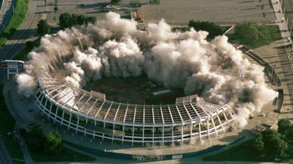 The Crumbling Legacy Of Past Olympic Venues