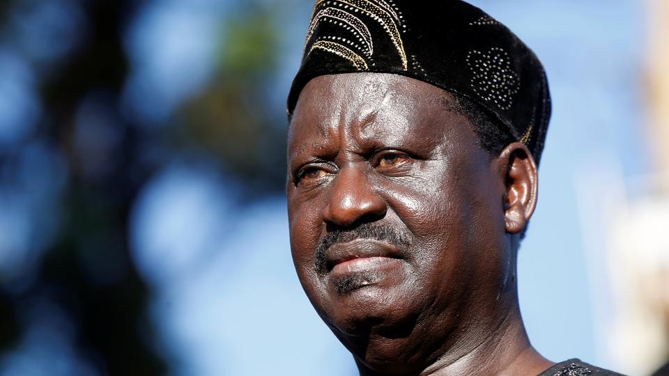 Opposition leader Raila Odinga said last month that he would be inaugurated by a people's assembly on December 12 – Kenya's Independence Day.