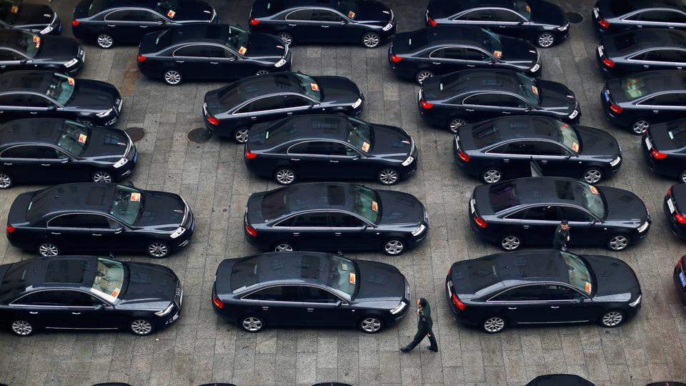 Parking space investments in Hong Kong have dramatically increased due to the shortage of private parking lots (file photo).