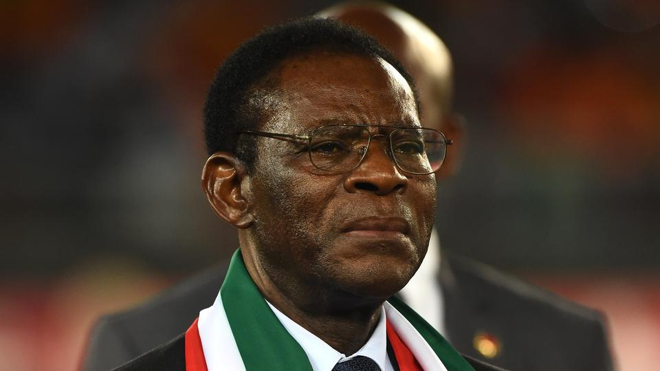 President Teodoro Obiang Nguema is in power for more than 38 years.