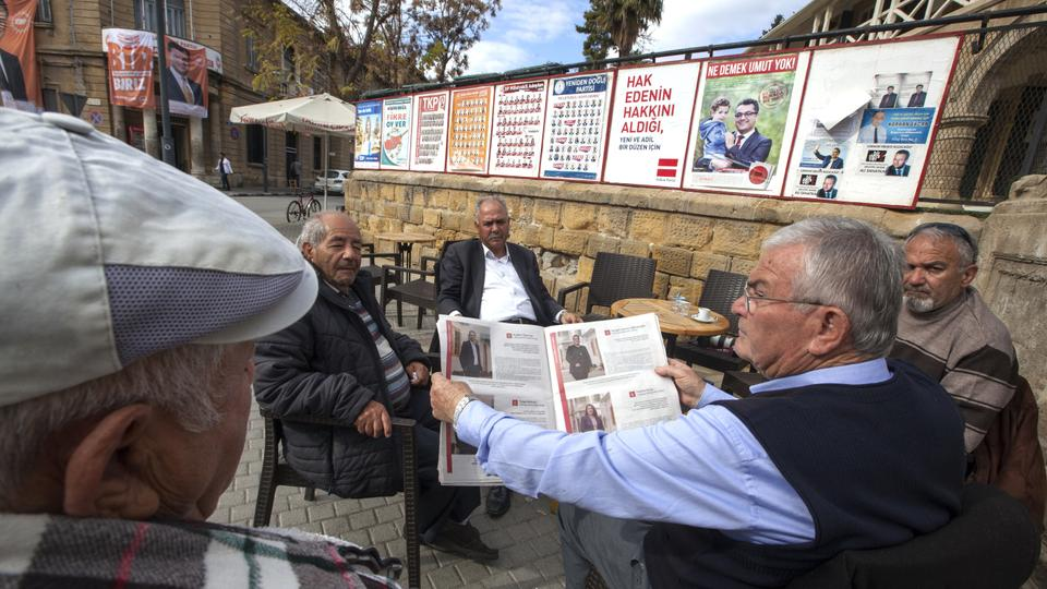 Turkish Cypriots set for early general elections