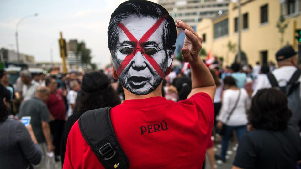 Peru's President Pedro Pablo Kuczynski's decision to pardon former leader Alberto Fujimori sparked unrest and resignations. January 11, 2018