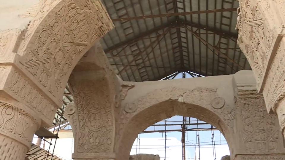 The Nine Dome Mosque, January 2018, TRT WORLD