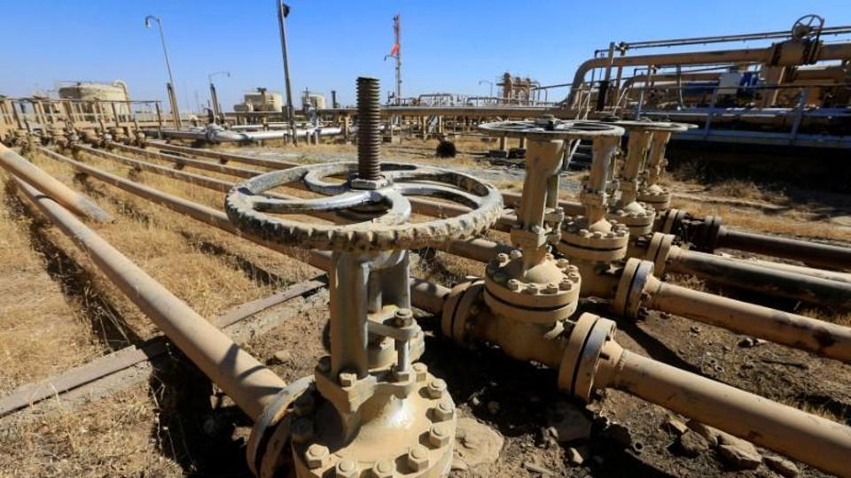 BP signs deal with Iraq to develop Kirkuk oil fields