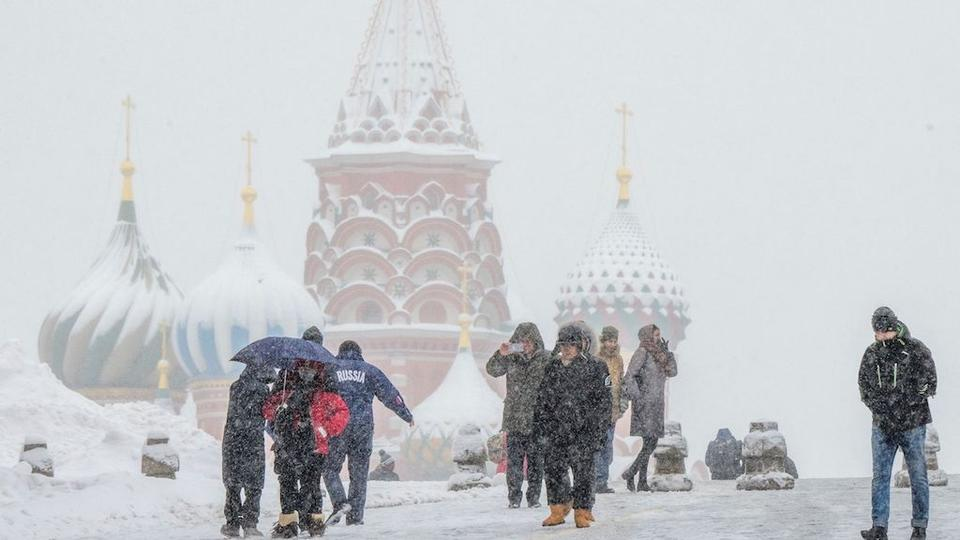 Russia sees coldest winter with temperatures dropping to minus 67C