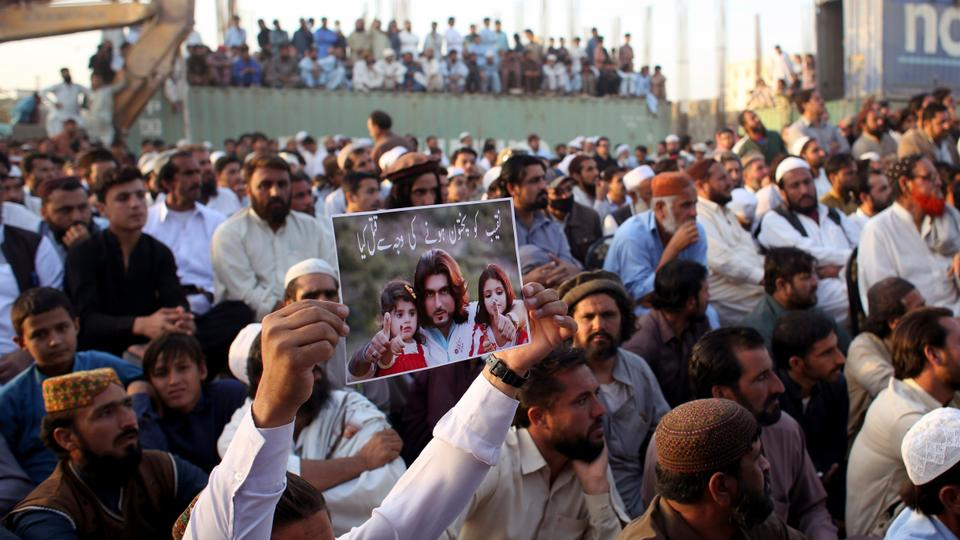 Naqeeb Ullah's murder in a staged police shootout has become rallying point for his tribesmen to protest against police brutality.