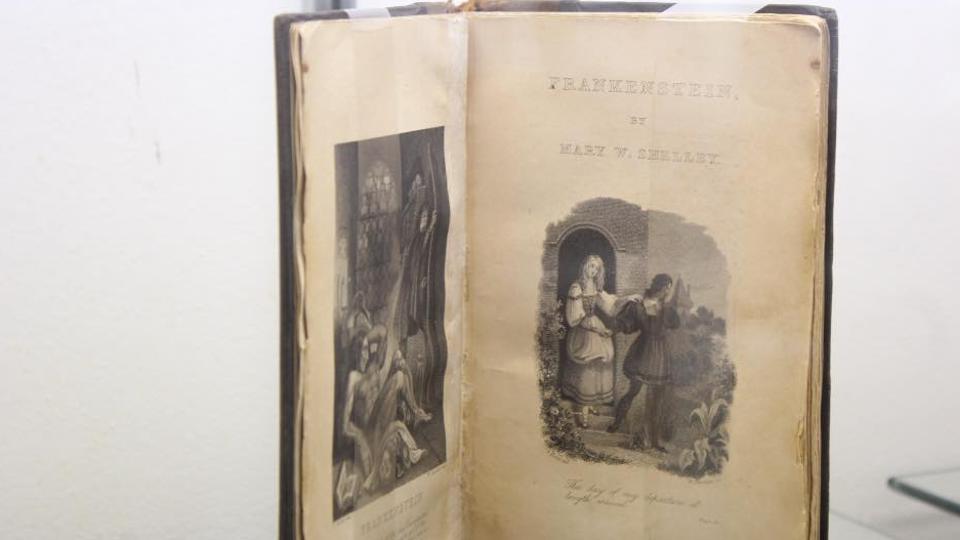 California International Antiquarian Book Fair includes exhibits honouring the original