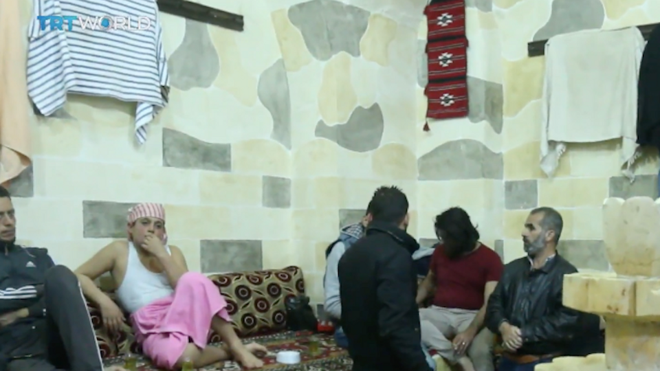 Hamam baths: A tradition lost to war in Syria
