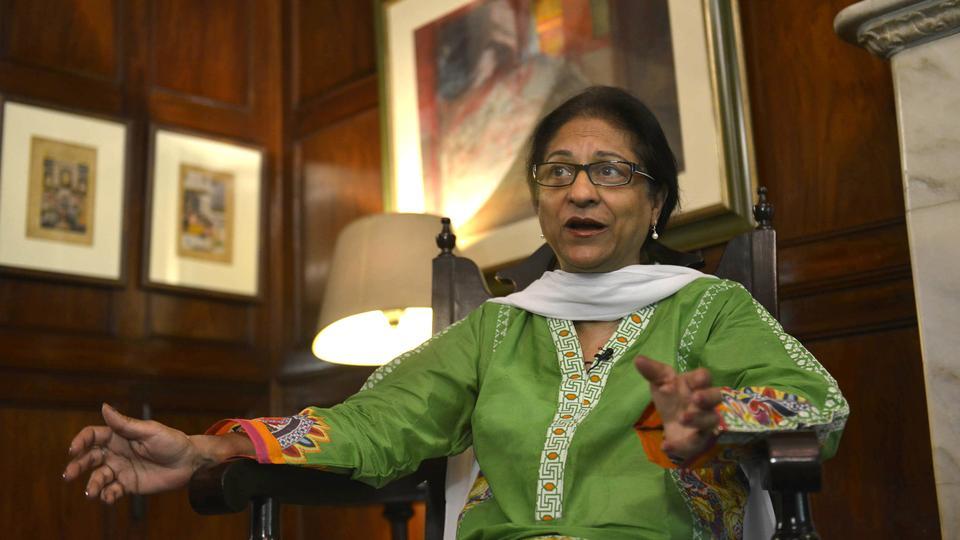 Pakistan 39 s iconic human rights defender asma jahangir dies for Asma t salon lahore