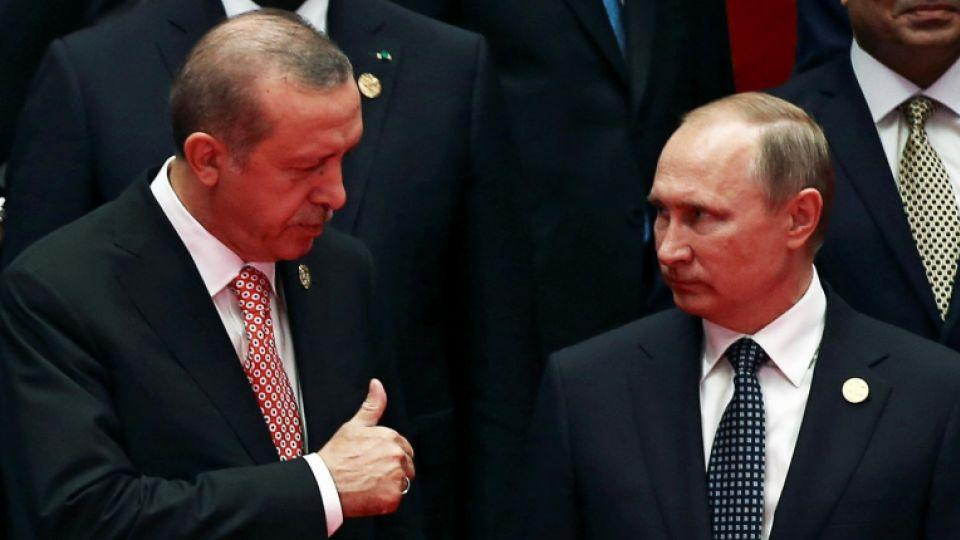 Turkish President Recep Tayyip Erdoğan says he is working with Russian President Vladimir Putin for a ceasefire in the Aleppo region before the Eid al-Adha Muslim holiday.