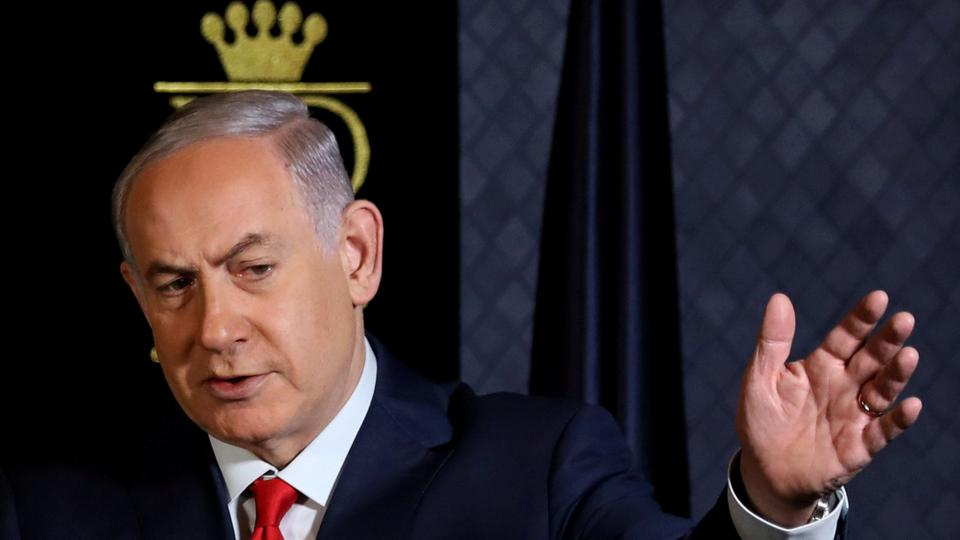 Israel's Prime Minister Benjamin Netanyahu says that his coalition government remains stable and would continue to govern despite police recommendations that he be indicted for bribery.