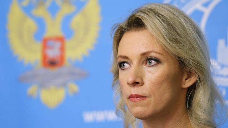 Spokeswoman of the Russian Foreign Ministry Maria Zakharova said media reports about dozens or hundreds of Russian dead in the Syria clashes were