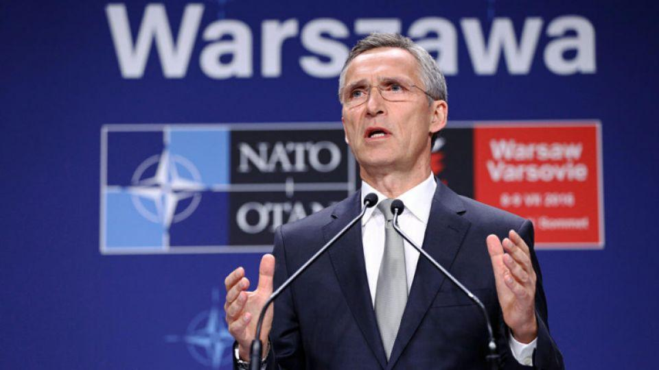 The NATO head emphasized they would expand their presence in the Black Sea region in line with a decision taken during the alliance's Warsaw summit in July.