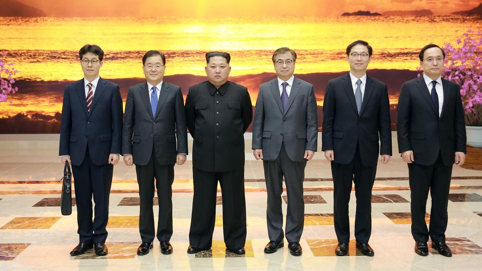 north korea willing to denuclearise if security guaranteed  says south