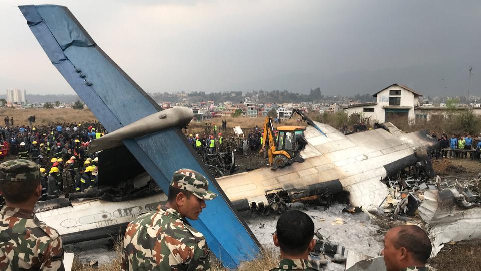 at least 49 killed in kathmandu plane crash