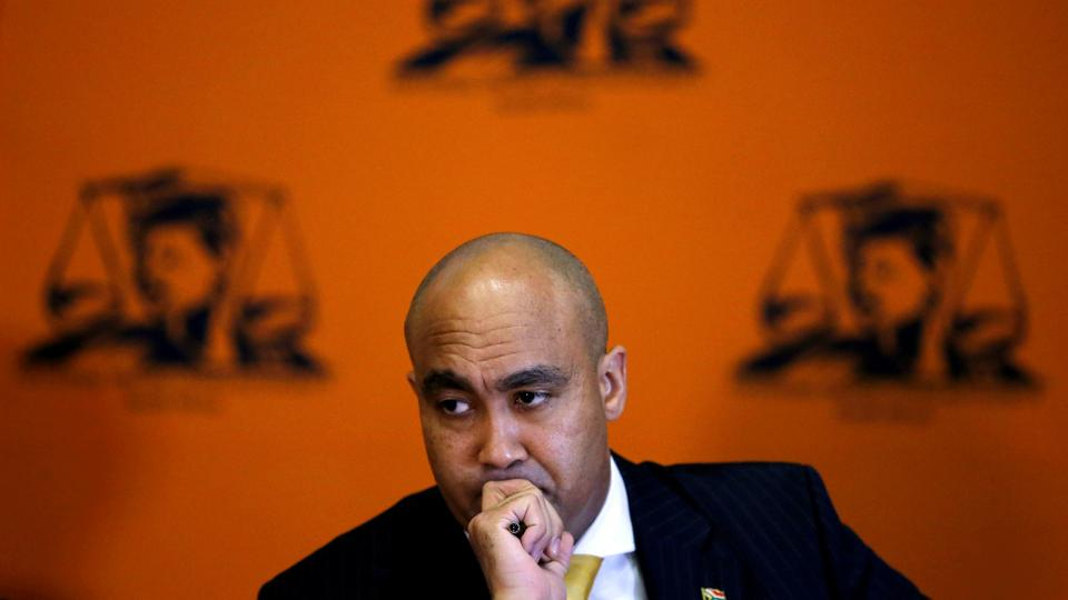 South Africa's constitutional court ruled that the appointment of country's chief prosecutor Shaun Abrahams was invalid.