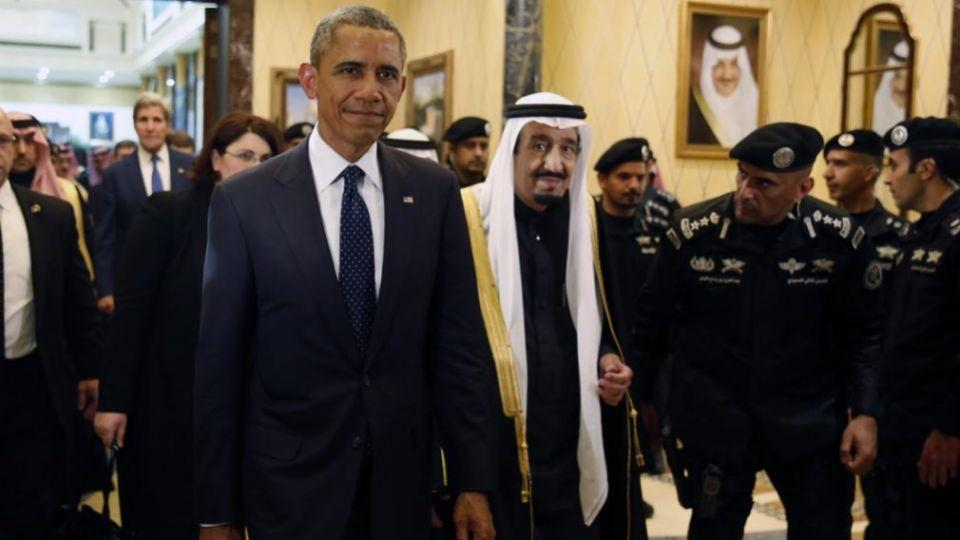 President Obama vetoed legislation that could allow families of 9/11 victims to sue Saudi Arabia, saying that the bill could expose Americans to legal risk.