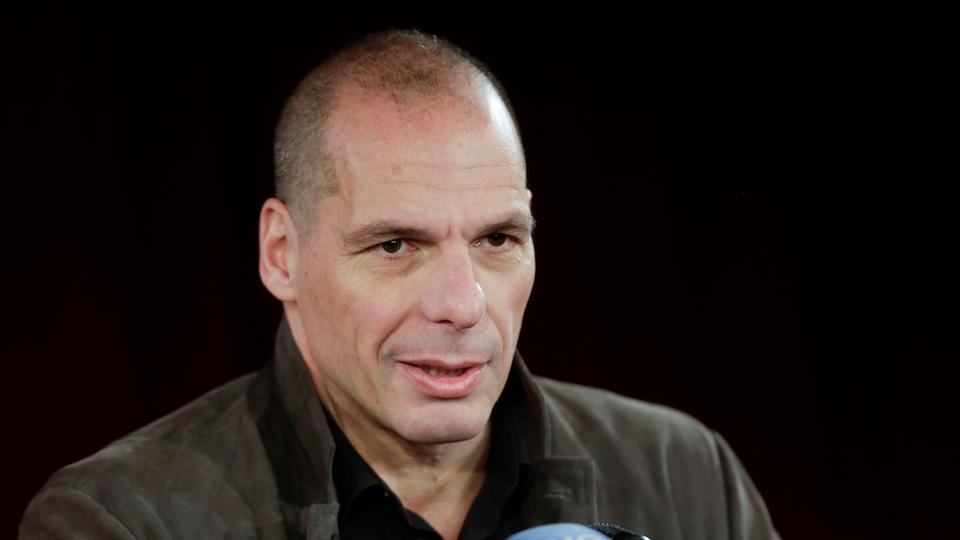 Greek ex-finance minister Yanis Varoufakis says he will ...