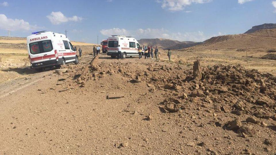 The PKK has been accused of being behind Monday's bomb blast. At least 600 military personnel have died in various targeted attacks and bombings since July 2015.