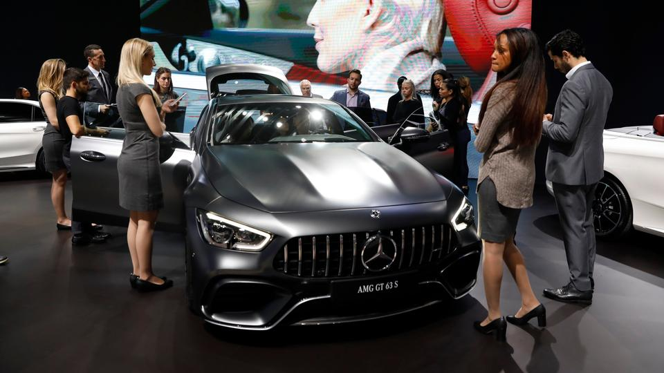 New York Auto Show Features Newest Models - Car show nyc 2018