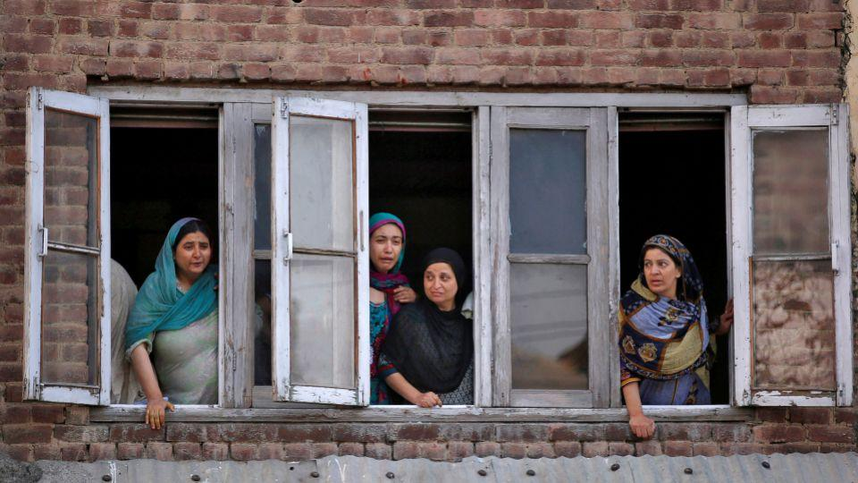 Facebook provokes public uproar after disabling the accounts of Kashmiri activists.
