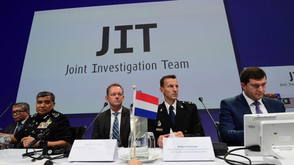 Dutch-led Joint Investigation Team consists of prosecutors from the Netherlands, Australia, Belgium, Malaysia and Ukraine.