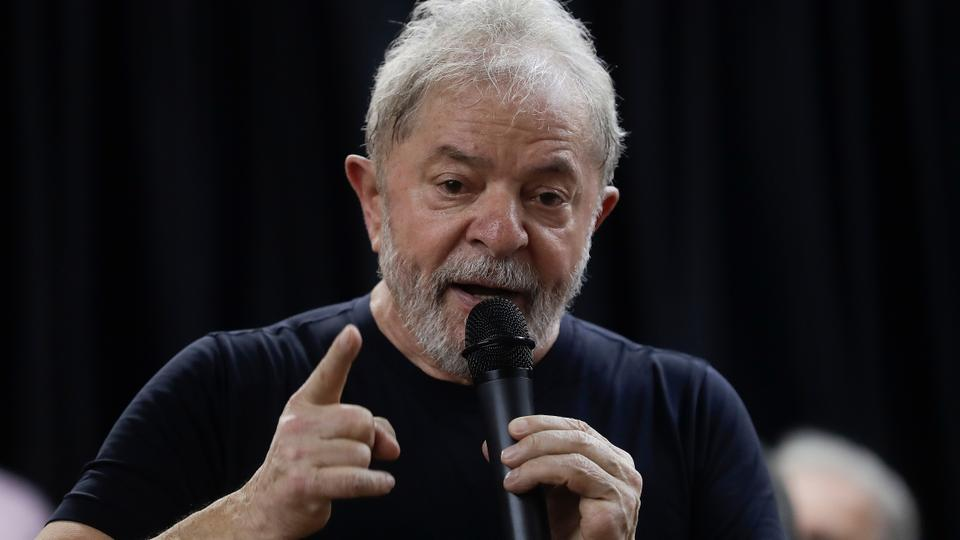 The 6-5 decision was a blow for Brazil's country's most popular politician, former President Luiz Inacio Lula da Silva, who is fighting to save his political career in the face of six additional corruption cases.