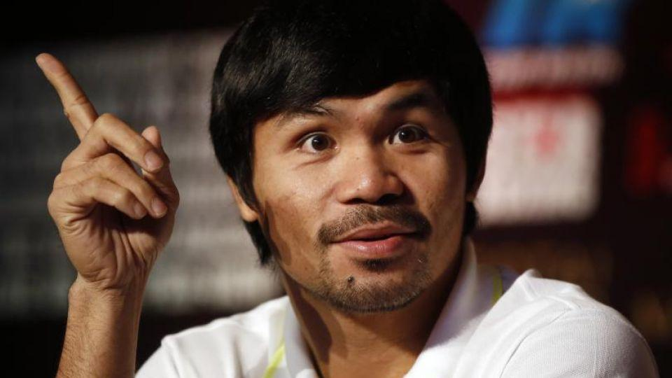 Pacquiao could not recall his first meeting with Duterte but said it was when he was 22 or 23.