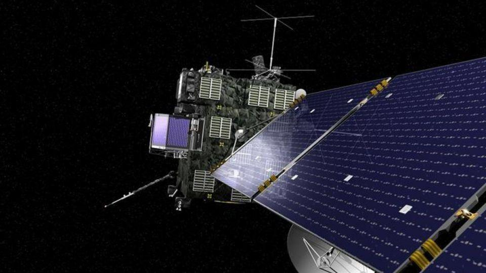 Rosetta, the European Space Agency's cometary probe, collected data which astronomy experts said were as powerful as Neil Armstrong's first steps on the moon.
