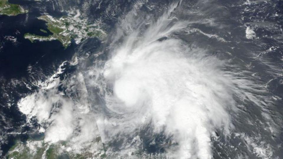 Hurricane Matthew strengthens to a Category 5 storm headed for Jamaica, Cuba.