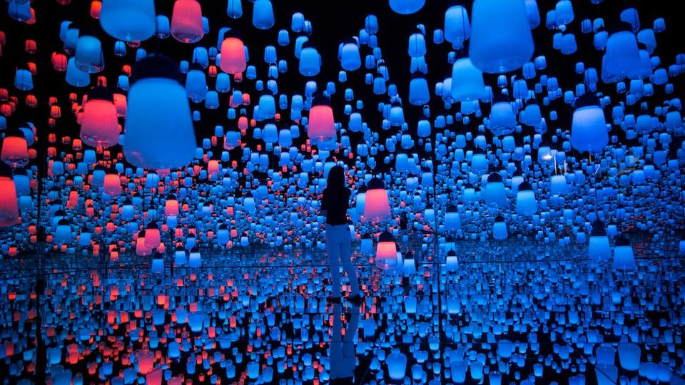 Japanese Collective Teamlab To Open Digital Museum In Tokyo