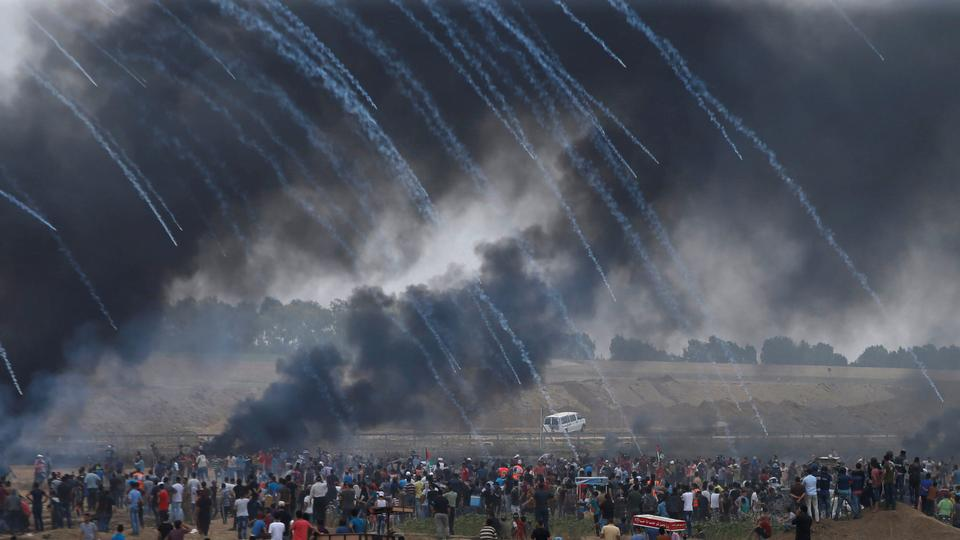 Израильское насилие только укрепляет палестинцев.