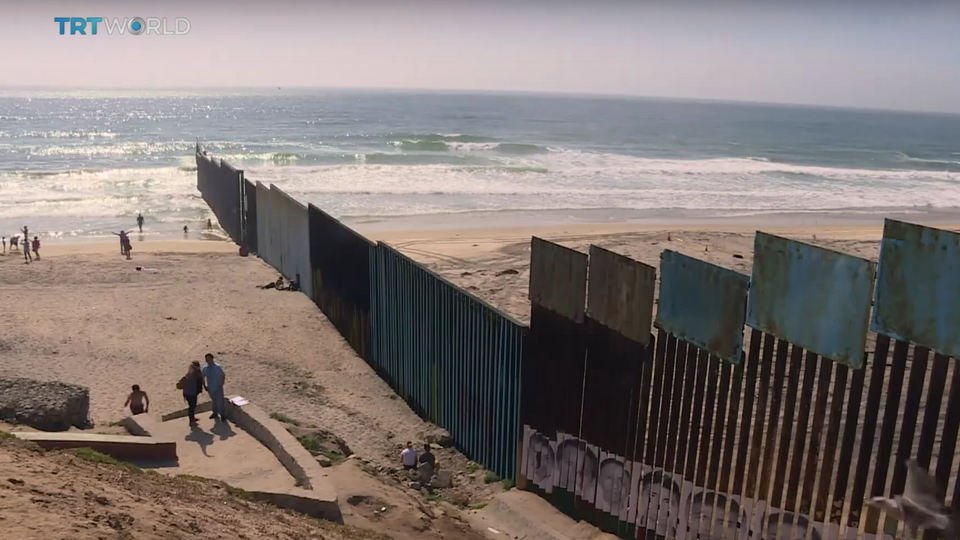 Us Border Wall With Mexico Threatens Wildlife