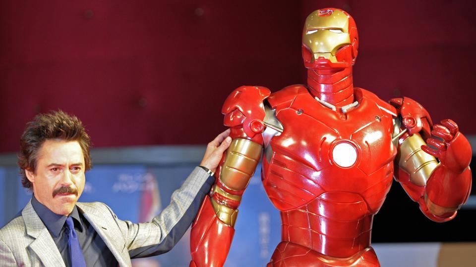 Iron Man Suit Worn By Robert Downey Jr Stolen